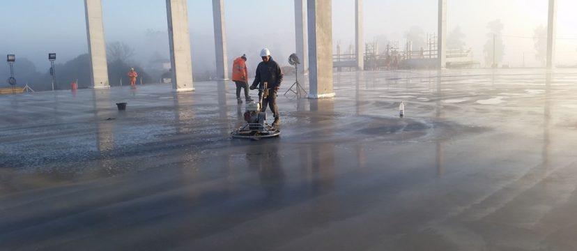 Especialistas en pavimentos industriales